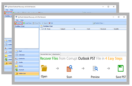 Outlook 2003 Recovery Software Banner